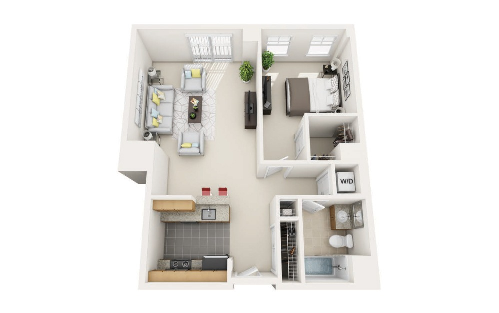Woodland Station The Hynes Floorplan